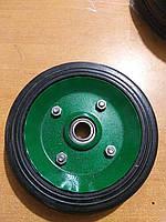 Колесо для тележки диаметром 145 мм.