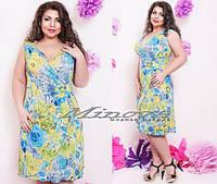 Платье сарафан большого размера 48-52 разные цвета