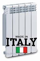 Радиатор алюминиевый Radiatori 2000 Helyos/R 500 мм  (Италия)