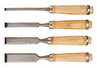Top Tools Стамески 6-24 мм, набор 4 шт. 09A320