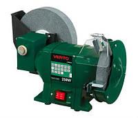 Verto Машина точильно-шлифовальная настольная 250 Вт, ди 51G452