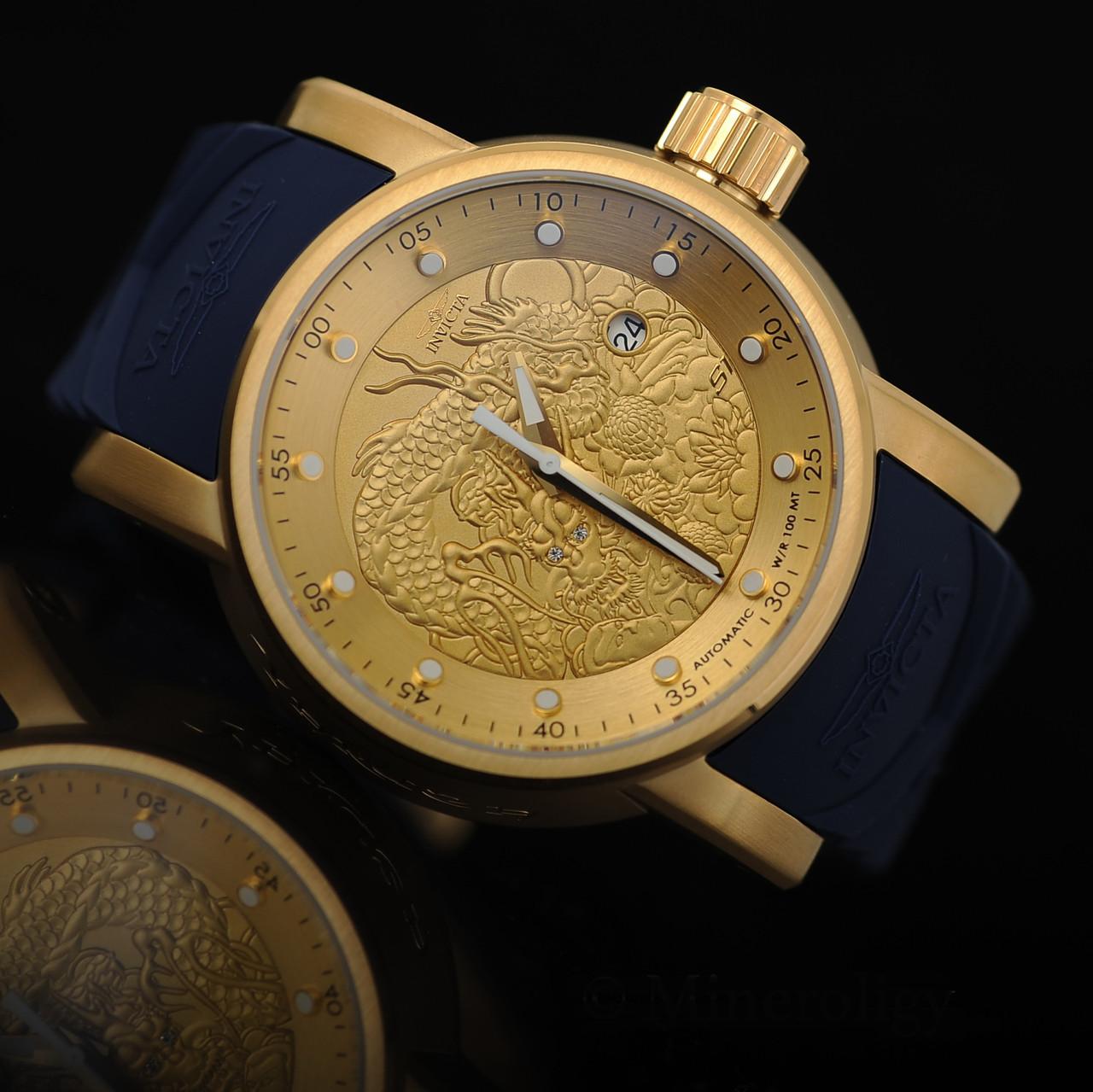 Мужские часы INVICTA 18215 Yakuza Dragon, цена 8 636 грн., купить ... 766d3c1d785