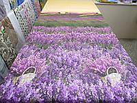 Ткань для пошива постельного белья бязь премиум Вереск