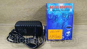 Блок питания, адаптер 12 вольт 2A