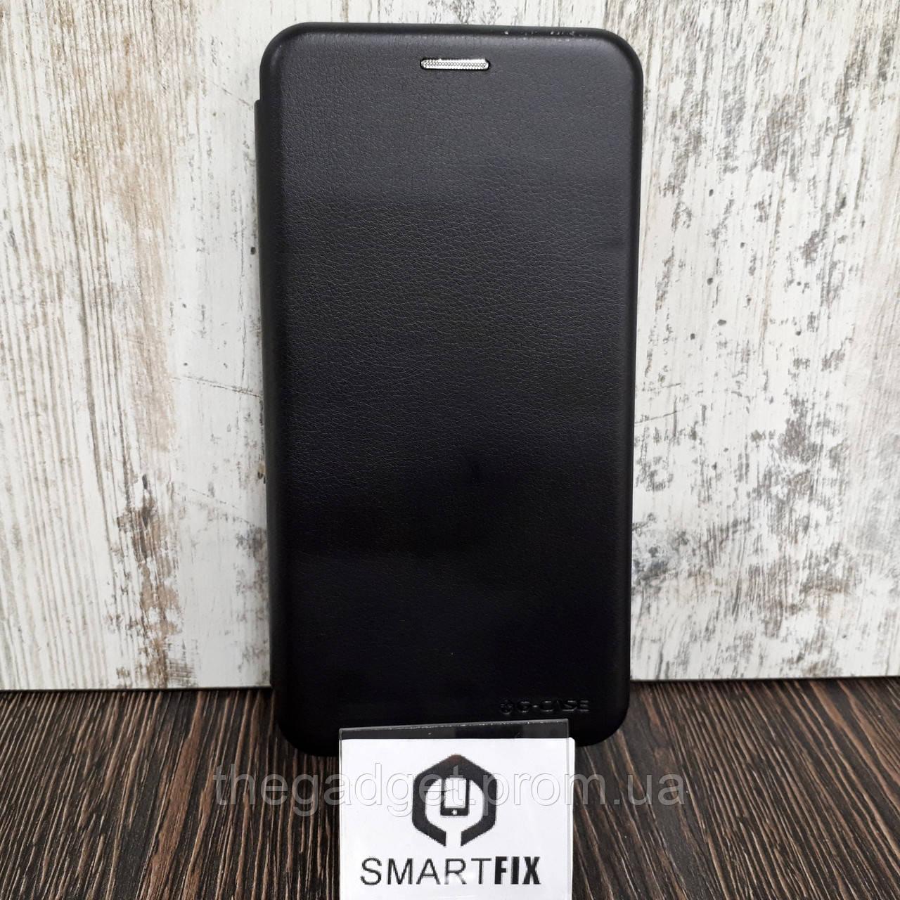 Чехол книжка для Samsung A7 2016 (A710) Черный