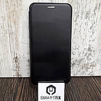 Чехол книжка для Samsung A7 2016 (A710) Черный, фото 1