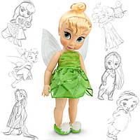 Кукла Disney Детская Tinker Bell Animators 40 см