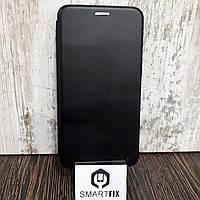 Чехол книжка для Samsung A7 2017 (A720) Черный