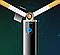 Зажигалка сенсорная электроимпульсовая,спиральная, USB, фото 3