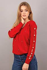 Модный свитер женский купить недорого
