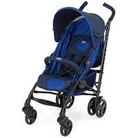 Оригинал. Детская прогулочная коляска Chicco Lite Way Royal Blue 2015