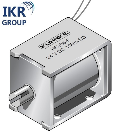 Тянущий электромагнит KUHNKE H6206 24V DC