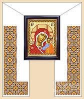 Марічка Рушник под икону РБ-4001