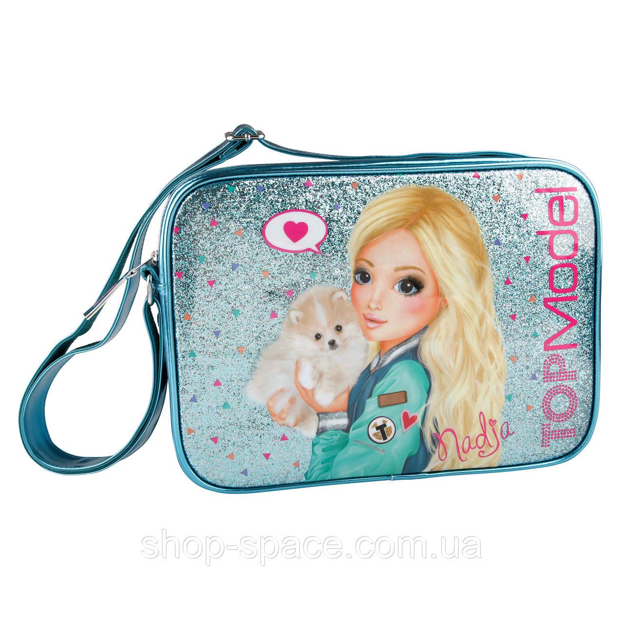 Top Model сумка Друзья (бирюзовая)
