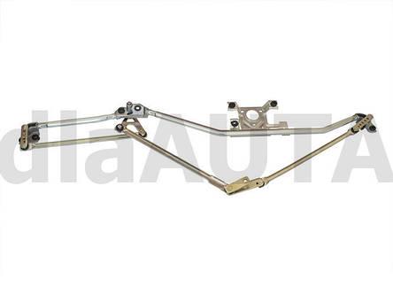 Механизм дворников трапеция 1274140 Opel Zafira A зафира, фото 2