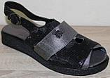 Босоножки женские кожаные от производителя модель МИ5300-7, фото 2