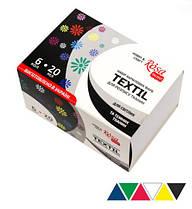 Акриловые краски для росписи по тканей ROSA Talent  6 цветов*20 мл. 134620