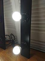 Планки с лампочками, светловые стойки