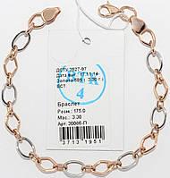 Золотой браслет 30086-П