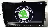 "Штатная магнитола на Skoda Octavia/Fabia/Rapid/Yetty/SuperB  Android 8.1.0  экран 9"" WifI+GPS, фото 1"