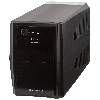 Блок бесперебойного питания ИБП линейно-интерактивный LPM-525VA-P LogicPower