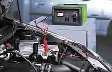Пристрої зарядні та пуско-зарядні для АКБ