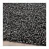 Ковер IKEA VINDUM 170x230 см длинный ворс темно-серый 403.449.82, фото 2