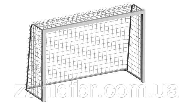 Ворота міні-футбольні, гандбольні, футзальні