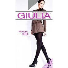Колготки капроновые Giulia Mania 120 DEN
