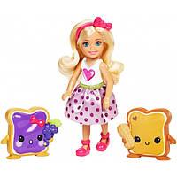 Куклы и пупсы «Barbie» (FDJ09) Челси с друзьями из Свитвиля