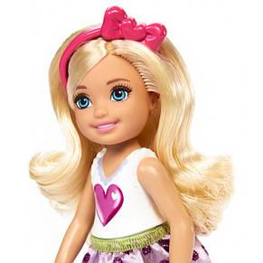 Куклы и пупсы «Barbie» (FDJ09) Челси с друзьями из Свитвиля, фото 2