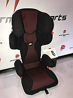 Автомобильное детское кресло Audi Youngster Plus Child Seat, Misano Red/Black, Isofix 4L0019904F, фото 1