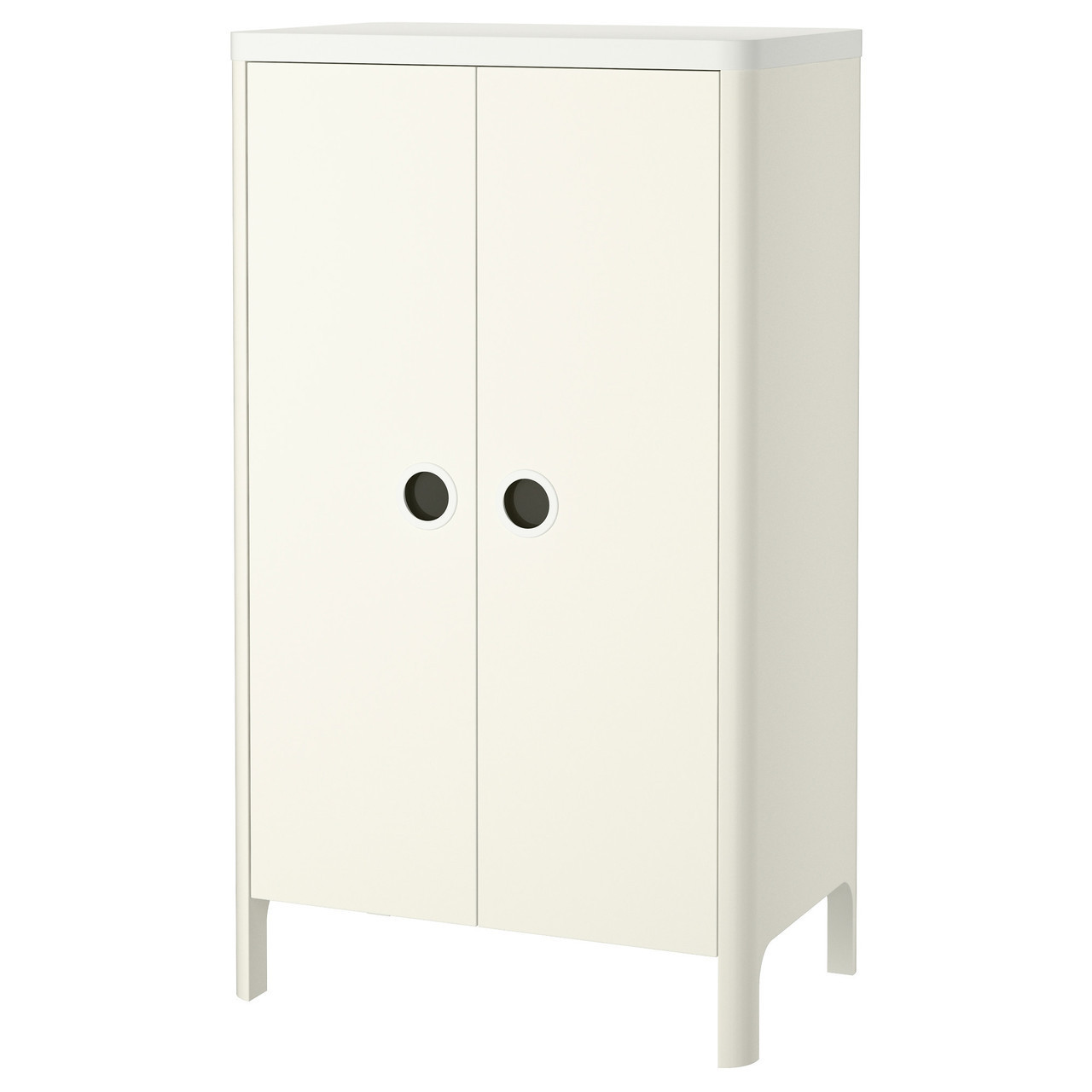 BUSUNGE Шкаф, белый 203.057.07