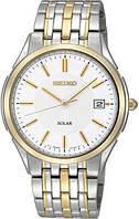 Мужские часы Seiko Solar SNE136P1