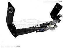 Прицепное устройство - фаркоп для Mercedes-Benz Sprinter l=4350/3665 с подножкой 04/2006 -
