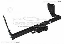 Прицепное устройство - фаркоп для Mercedes-Benz Sprinter 416 1-о катковый, бортовой 1995-2006