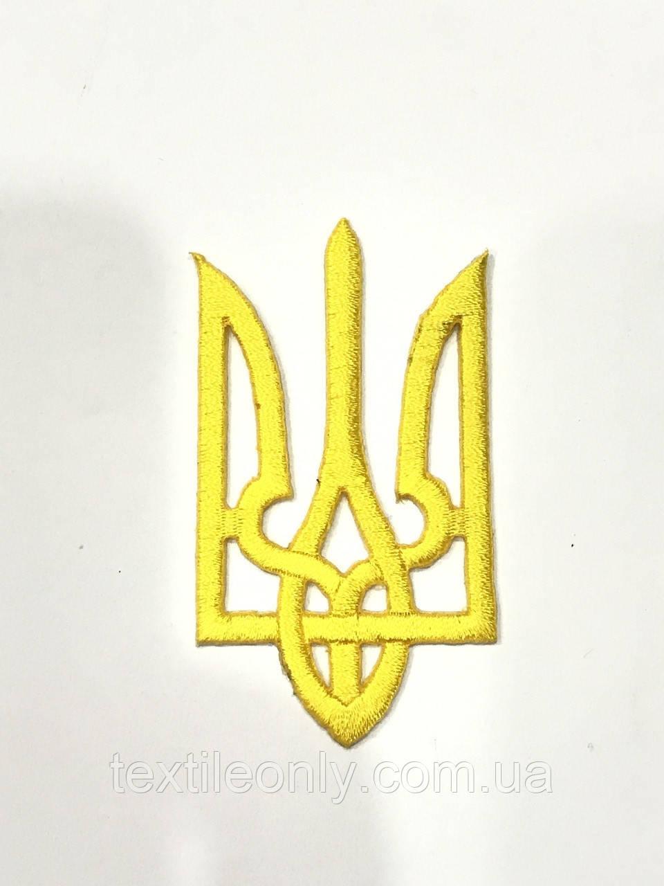Нашивка герб контур
