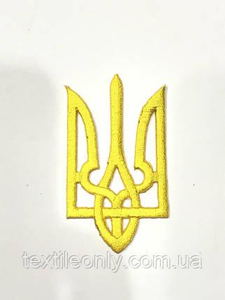 Нашивка герб контур, фото 2