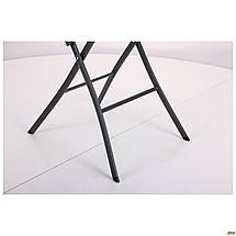 """Стол складной Mexico т.серый, стекло TM """"AMF"""", фото 3"""