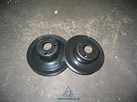 Шкив насоса водяного ГАЗ 53,3307 задний большой, передний малый