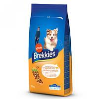 Brekkies Adult Lamb 20кг - корм  для собак с ягненком и овощами