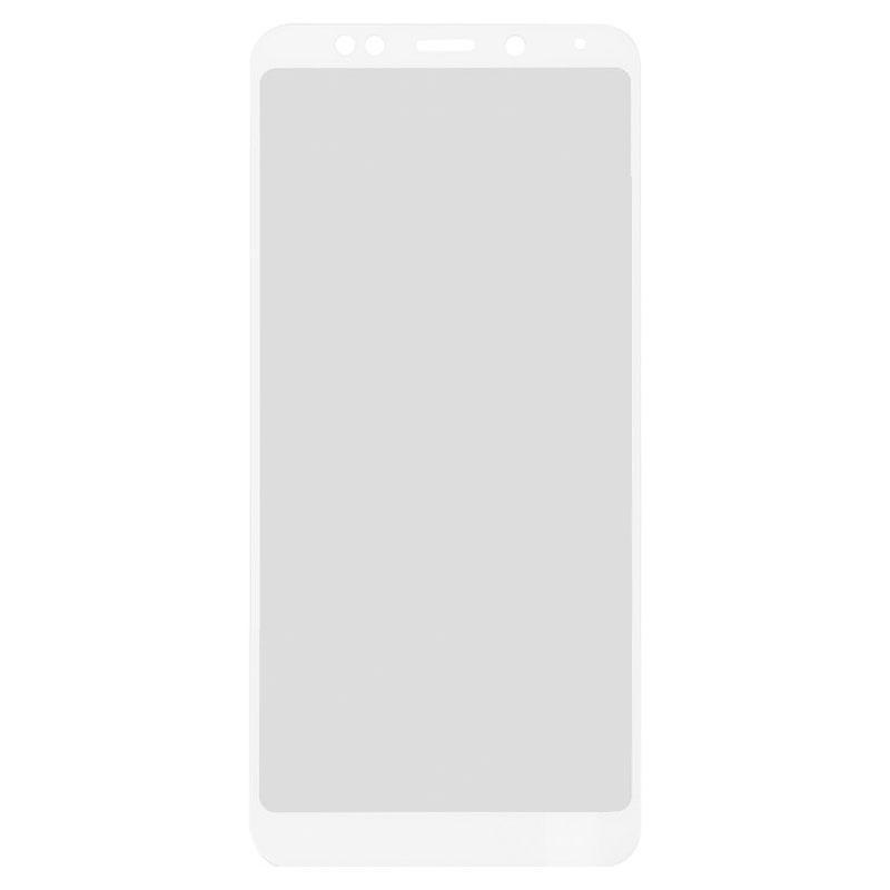 Деталь стекло для переклейки Xiaomi Redmi 5 Plus White
