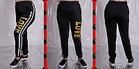 Женские брюки спортивные с лампасами, с 48 по 98 размер, фото 1