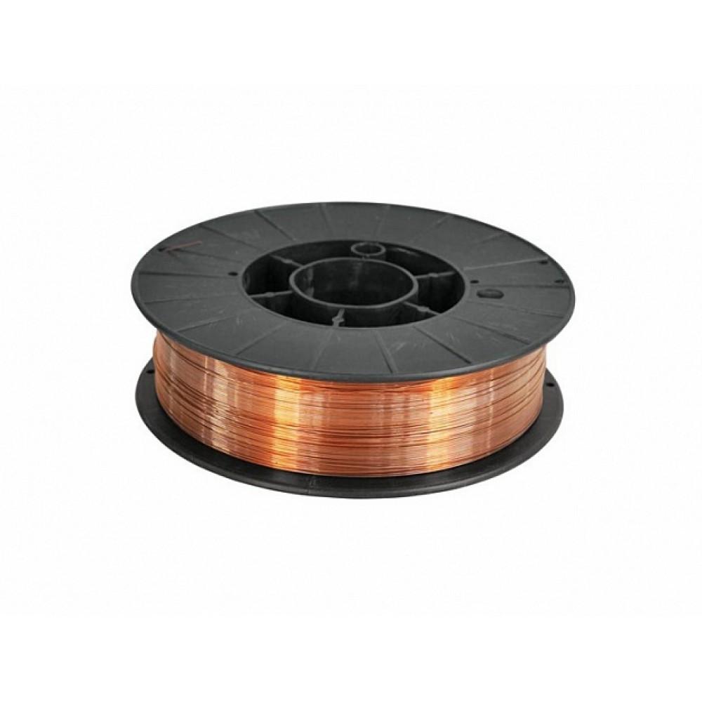 Провод сварочный d=0,8 мм. (катушка 1 кг.)