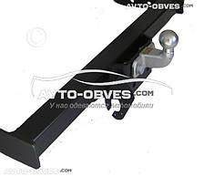 Прицепное устройство - фаркоп для Nissan Nv400 2010-... с электропакетом