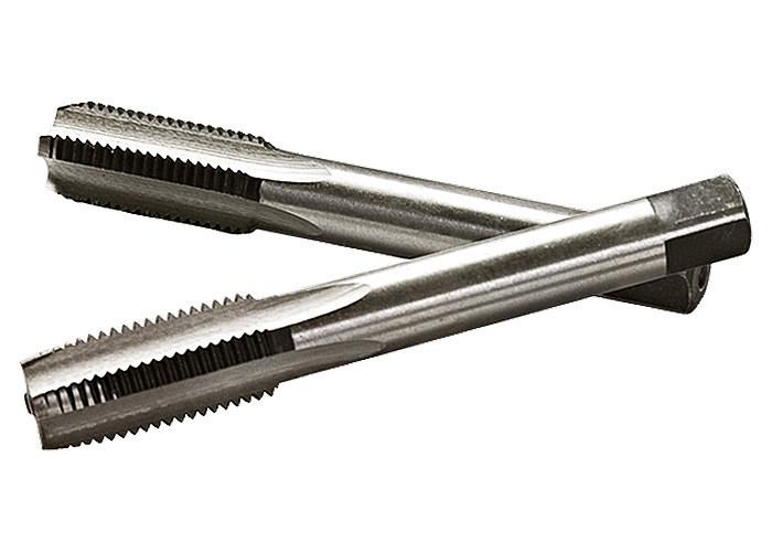 Метчик ручной M10 х 1.5 мм, комплект из 2 шт., СИБРТЕХ (76628)