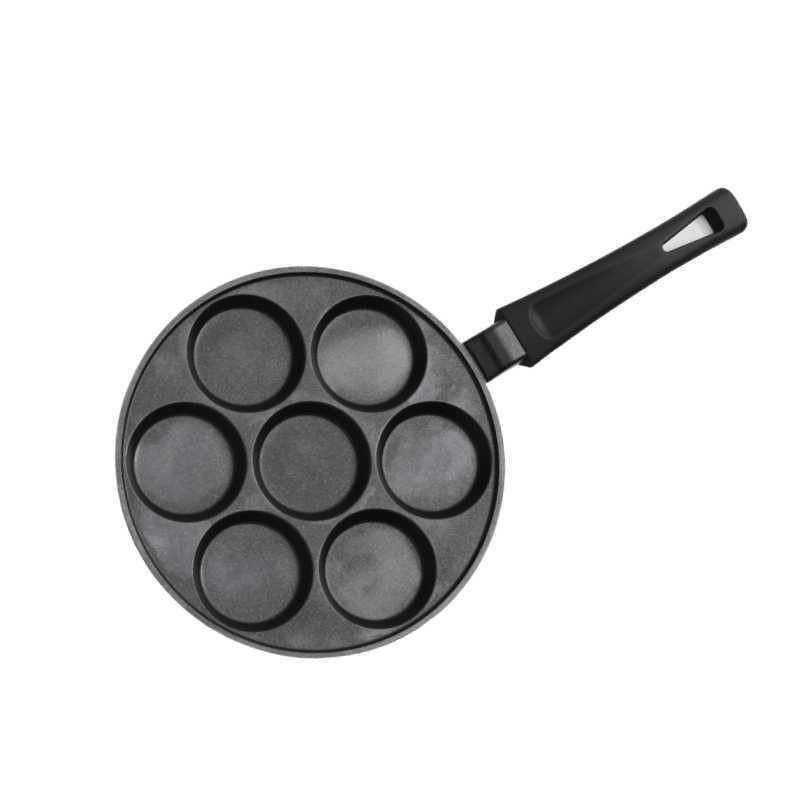 Сковорода для оладьев без смайлов Биол СО-24П