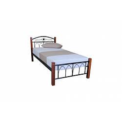 Ліжко металеве 90х200 см Елізабет Melbi