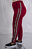 Штани жіночі трикотажні з лампасами, з 48 по 98 розмір