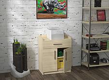 Тумба для принтера (комод) в стиле лофт L-640 Loft Design, фото 3